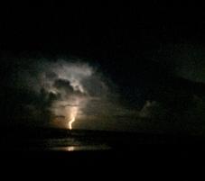 Lightning ~ I love watching lightning