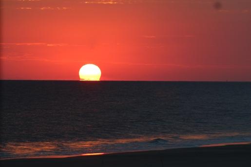 Sunset, November 2015 Oak Island, NC