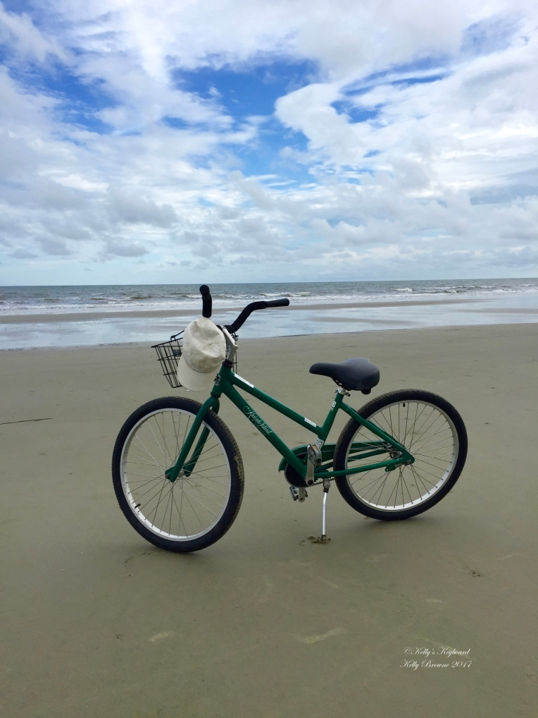 How I spent one of the afternoons ~ Exploring Kiawah via bicycle.