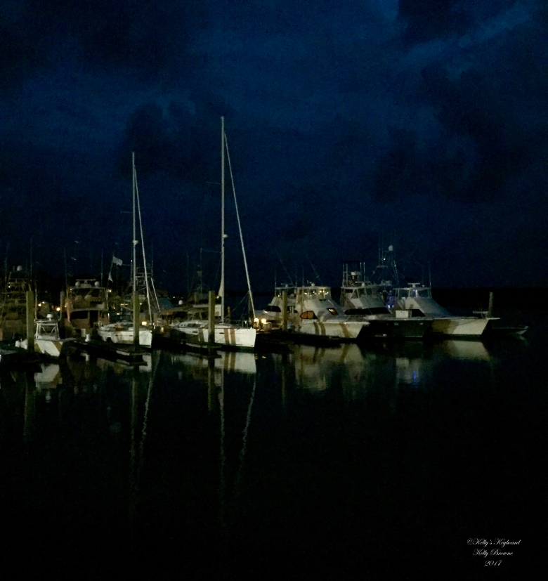 Marina at night ~ The stuff of dreams!