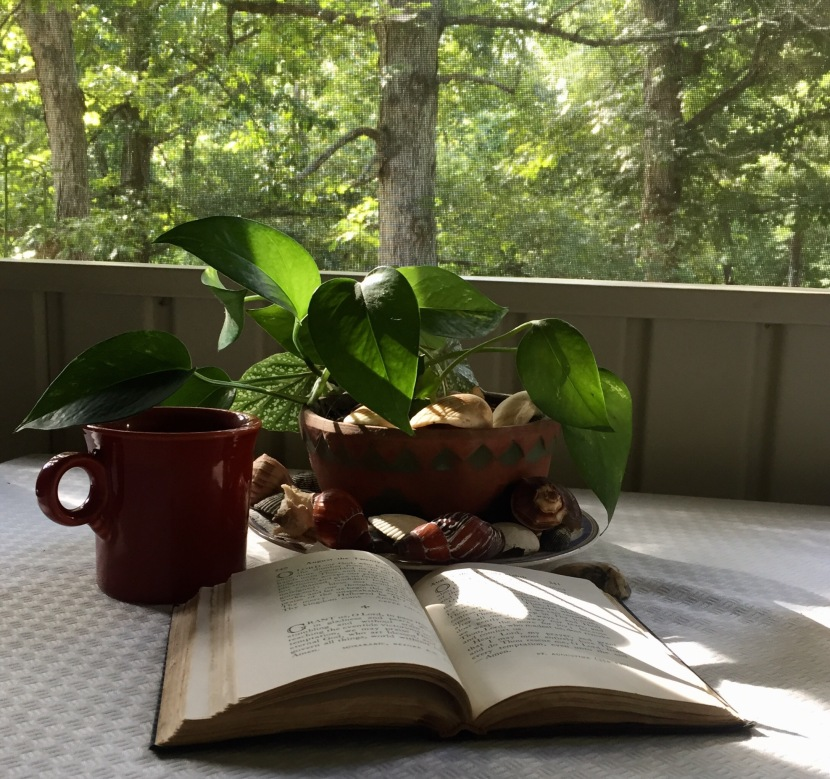Monday Morning Coffee & Back Porch Prayers
